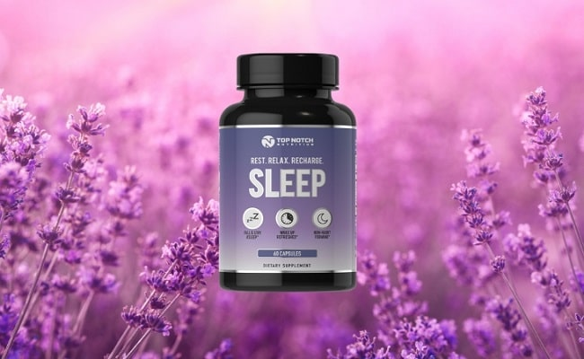 Top Notch Nutrition Sleep Supplement