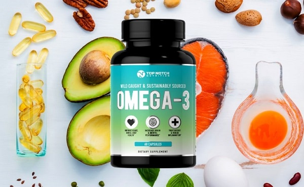 Top Notch Omega 3 Supplement