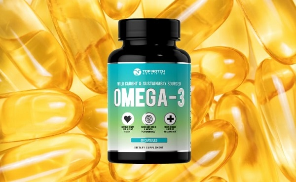 Top Notch Omega 3